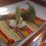 garlic (Nothing is hidden)