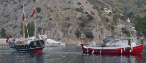 otoman boat