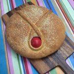 christos bread (Christos Anesti)